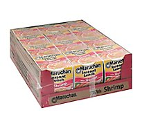 Maruchan Instant Lunch Ramen Noodle Soup with Shrimp - 12-2.25 Oz