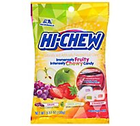 HI-CHEW Candy Fruit Chews Original Mix Bag - 3.17 Oz