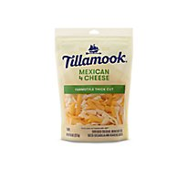 Tillamook 4 Mexican Blend Shredded Cheese - 8 Oz
