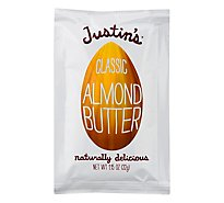 Justins Almond Butter Classic - 1.15 Oz