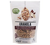 Open Nature Granola Dark Chocolate Hazelnut Heaven - 12 Oz