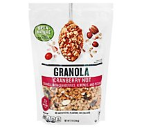 Open Nature Granola Cranberry Nut Goodness - 12 Oz
