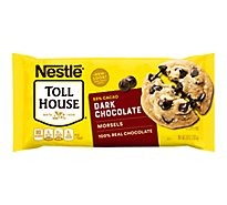 Nestle Toll House Morsels Dark Chocolate - 10 Oz
