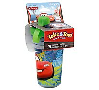 The First Years Take & Toss Cup Sippy - 3 Count