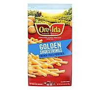 Ore-Ida Potatoes French Fried Shoestring - 28 Oz