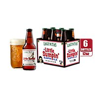 Lagunitas Beer Little Sumpin Sumpin Ale Bottle - 6-12 Fl. Oz.