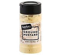 Signature SELECT/Kitchens Mustard Ground - 1.75 Oz