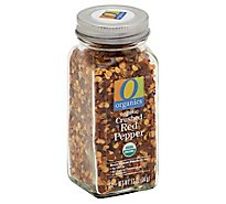 O Organics Organic Red Pepper Crushed - 1.2 Oz