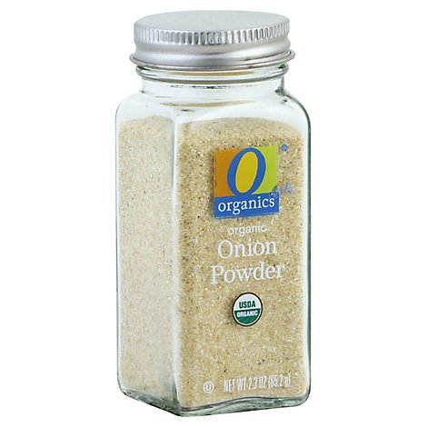 O Organics Organic Onion Powder - 2.3 Oz