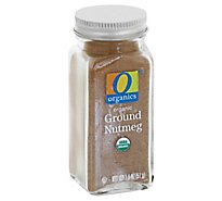 O Organics Organic Nutmeg Ground - 1.8 Oz