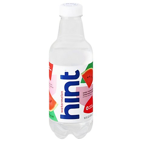 hint Water Infused With Watermelon - 16 Fl. Oz.