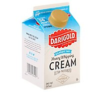 Darigold Classic Heavy Whipping Cream - 16 Fl. Oz.