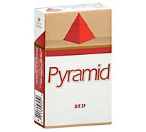 Pryamid Cigarettes Red King Box - Pack