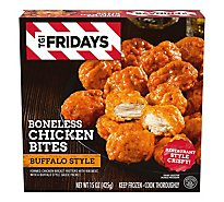 TGI Fridays Chicken Bites Boneless Mid Size - 15 Oz