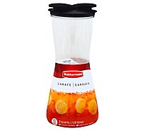 Rubbermaid Tritan Carafe - 2 Quart