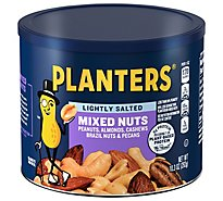 Planters Mixed Nuts Lightly Salted - 10.3 Oz