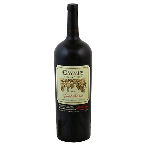 Caymus Special Selection Cabernet Sauvignon Wine - 1.5 Liter