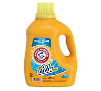 ARM & HAMMER Liquid Detergent Oxi Clean Jug - 122.5 Fl. Oz.