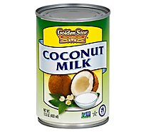 Golden Star Coconut Milk - 13.5 Oz