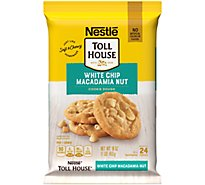 Toll House Cookie Dough White Chip Macadamia Nut - 16 Oz