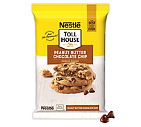 Toll House Cookie Dough Peanut Butter Chocolate Chip - 16 Oz