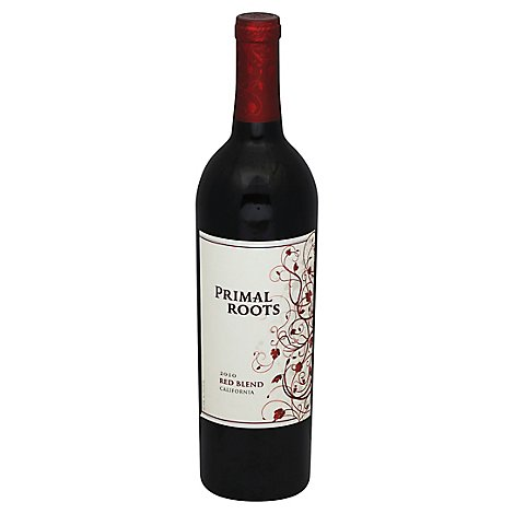 Primal Roots Wine Red Red Blend - 750 Ml