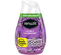 Renuzit Air Freshener Gel Lovely Lavender - 7 Oz