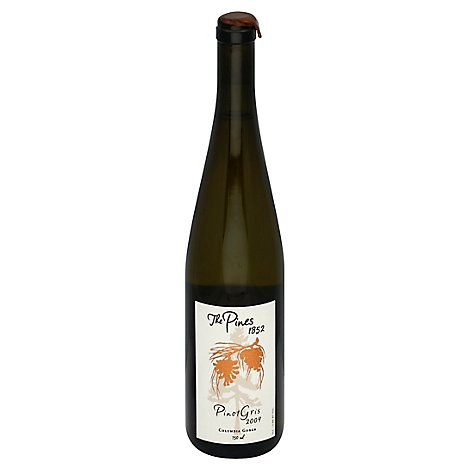 The Pines Pinot Gris Wine - 750 Ml