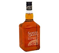 Samuel Grant Whiskey Kentucky Straight Bourbon 80 Proof - 1.75 Liter
