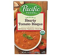 Pacific Organic Bisque Hearty Tomato - 17.6 Oz
