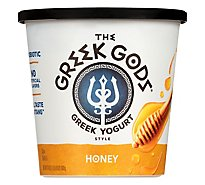 Greek Gods Yogurt Greek Style Honey - 24 Oz