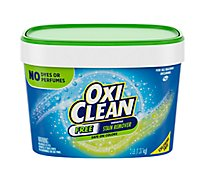 OxiClean Stain Remover Versatile Free - 3 Lb