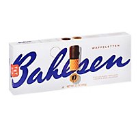 Bahlsen Wafers Rolls Waffeletten Dark Chocolate - 3.5 Oz