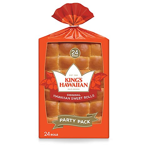 Kings Hawaiian Original Sweet Rolls - 24 Oz.