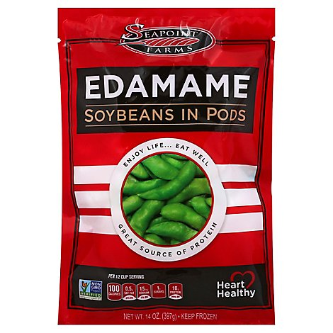 Seapoint Farms Edamame In Pods - 14 Oz