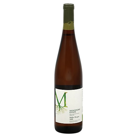Montinore Muller Thurgau White Wine - 750 Ml