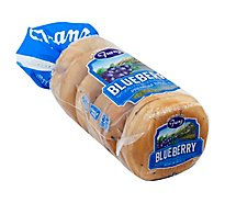 Franz New York Bagels Blueberry - 18 Oz