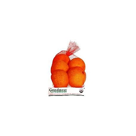 Grapefruit Organic Red Prepacked - 4 Lb
