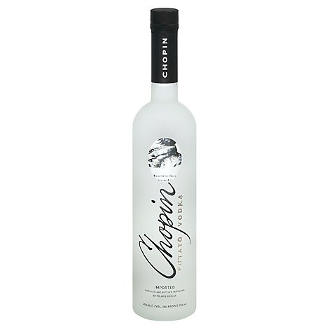 Chopin Vodka Potato 80 Proof - 750 Ml