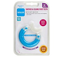 MAM Teether Bite & Brush 3 Months Plus - Each