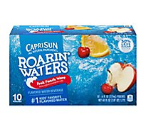 Capri Sun Roarin Waters Flavored Water Beverage Fruit Punch - 10-6 Fl. Oz.
