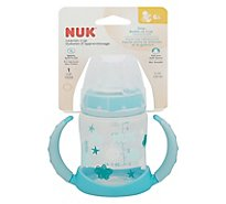 Nuk Learner Cup Removable Handles 6 Months+ 5 Oz - Each (Colors May Vary)