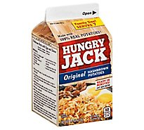 Hungry Jack Potatoes Hashbrown Original Family Size Box - 4.2 Oz