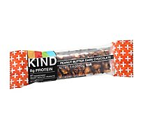KIND Bar Plus Protein + Peanut Butter Dark Chocolate - 1.4 Oz
