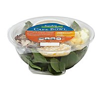 Signature Farms Cafe Spinach Dijon Bowl Salad - 4.75 Oz