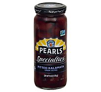 Musco Family Olive Co. Pearls Specialties Olives Greek Pitted Kalamata - 6 Oz