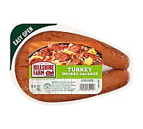 Hillshire Farm Turkey Smoked Sausage Rope - 13 Oz