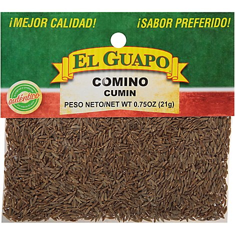 El Guapo Cumin Whole - 0.75 Oz