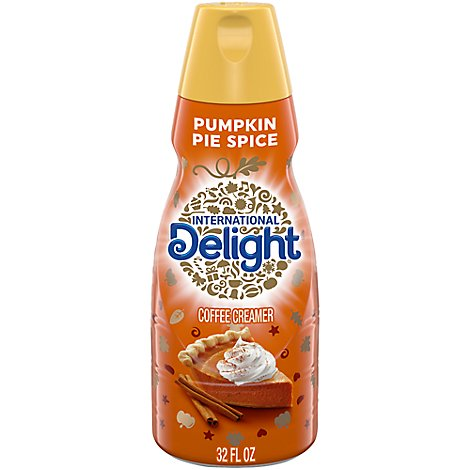 International Delight Coffee Creamer Pumpkin Pie Spice - 32 Fl. Oz.