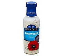 Litehouse Dressing & Marinade Poppyseed - 12 Fl. Oz.